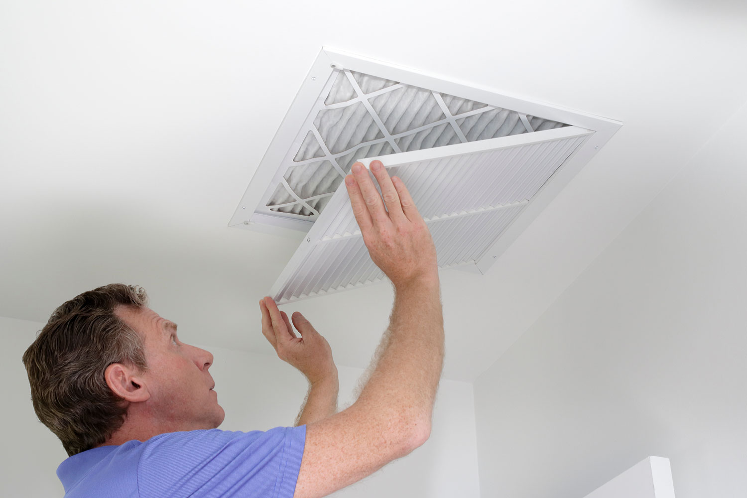 What to do if you have a dirty AC filter?